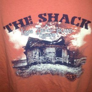 The Shack Shirt  A Long Beach Island Legend